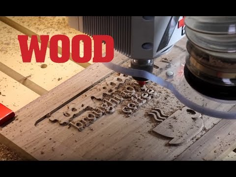 CNC Routers Can Do ALL That? – WOODmagazine